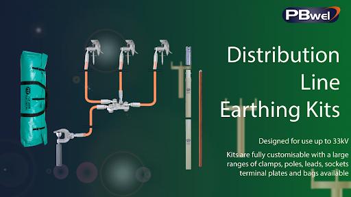 33kV Earth Kits