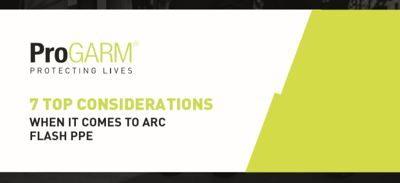 Arc Flash PPE Top Considerations