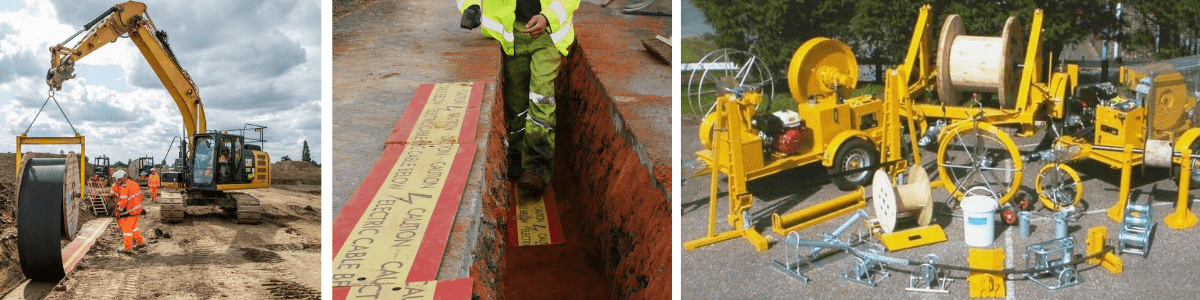 Cable Management | How To Protect Outdoor Electrical Cables