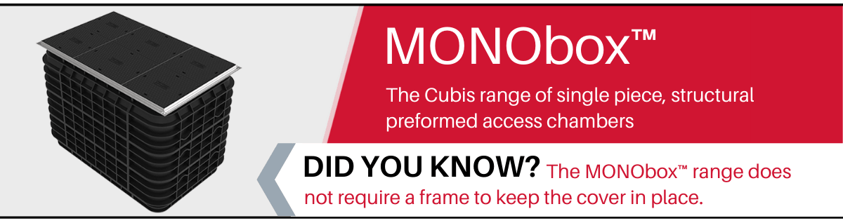 Cubis Monobox Access Chambers