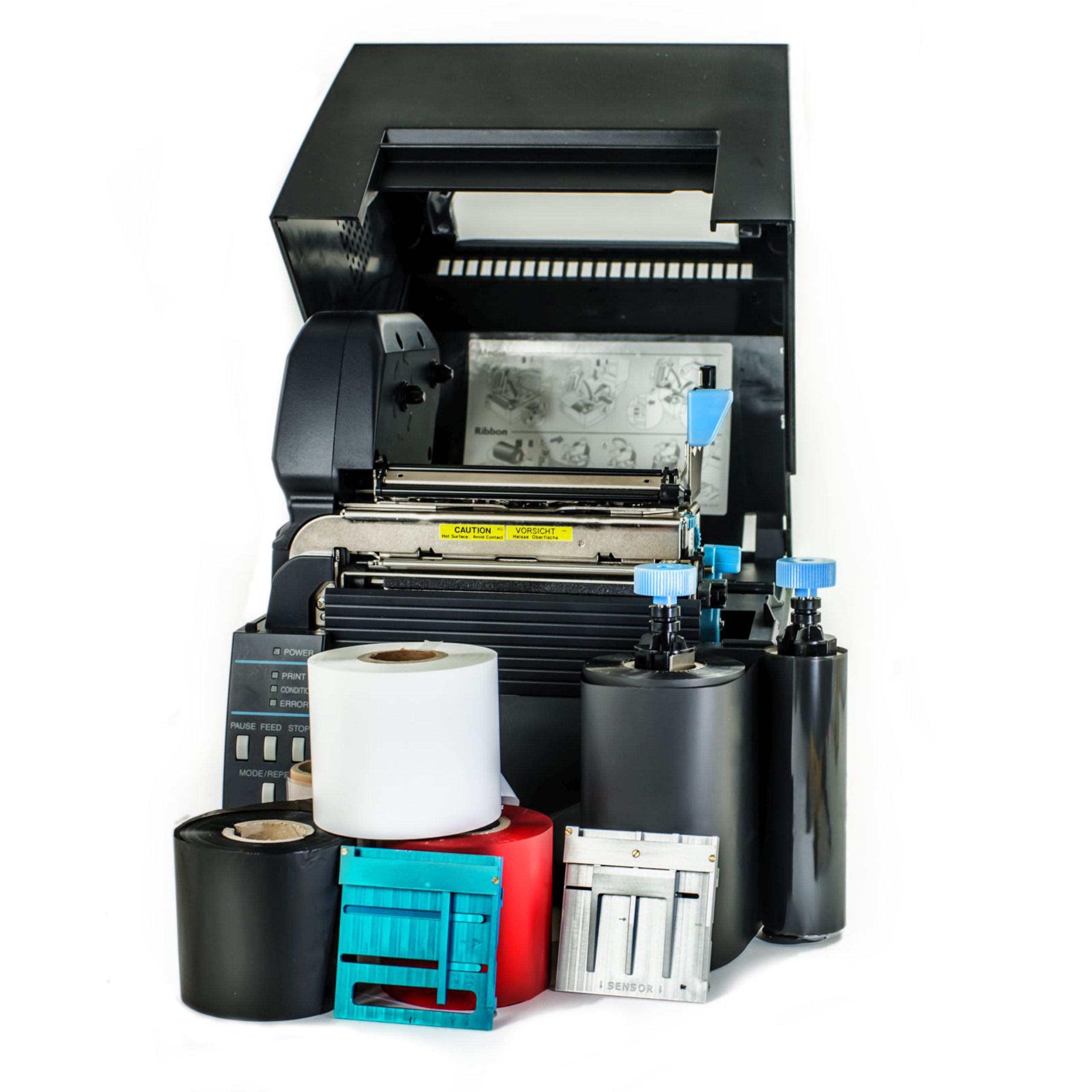 Fox-in-a-Box Thermal Printer Kit