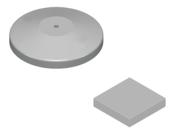 Free-Standing Interception Pole Base | Furse