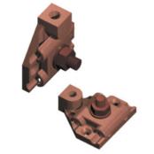 Horizontal or Vertical Air Rod Base | Furse