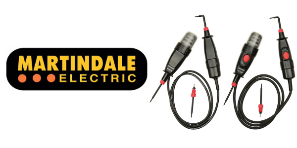 Martindale MTL10 & MTL20 Test Lamps