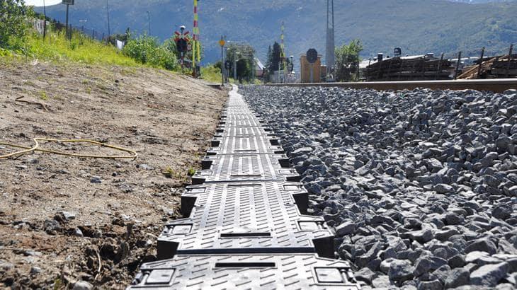 RAILduct Installation