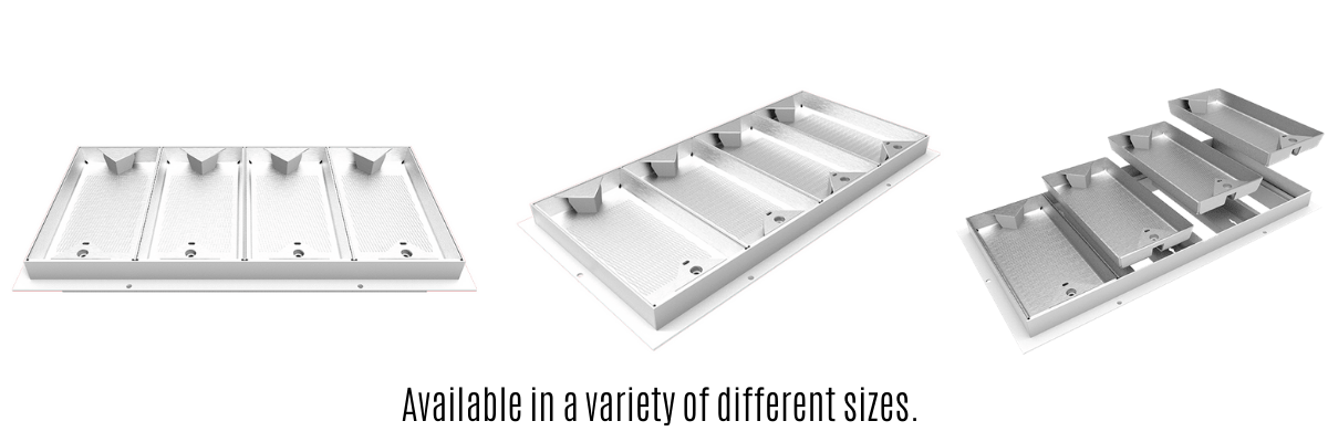 Recessed Access Covers How It Works