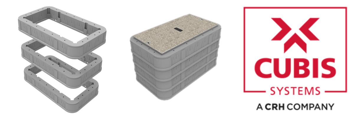 Quad Access Chamber | Cubis STAKKAbox