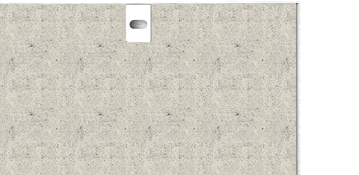 concrete cover material