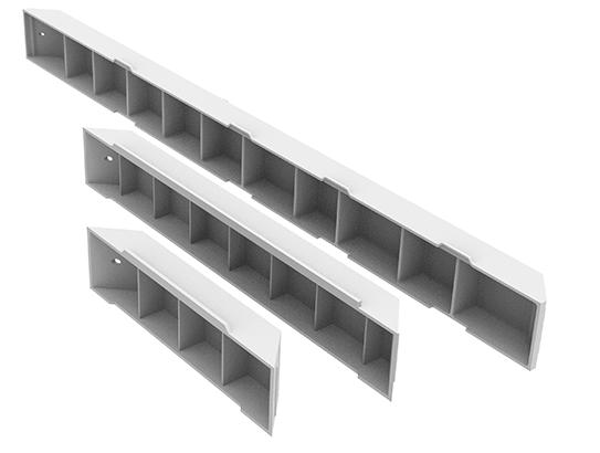 rapidstack sizes