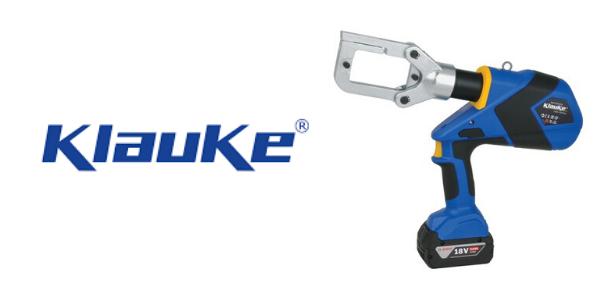 Klauke EK60UNV Battery Powered Hydraulic Universal Tool