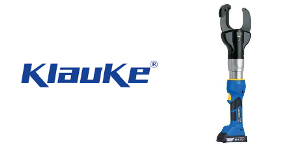 Klauke ESM50CFB Battery Powered Cable Crimping Tool