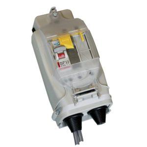 Trojan single phase EV isolator