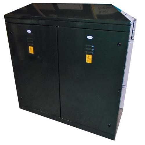 Permanent Power Supply Kiosks