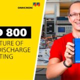 Omicron MPD 800 | The Future of Partial Discharge Testing
