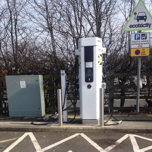 EV Pillars | RB1000 Ecotricity