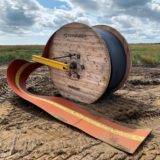 Stokbord Drum | Cable Protection for Underground Utility Cables