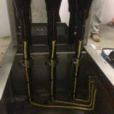 33kV Nexans Offshore Cable Terminations Into Ormazabal Panel