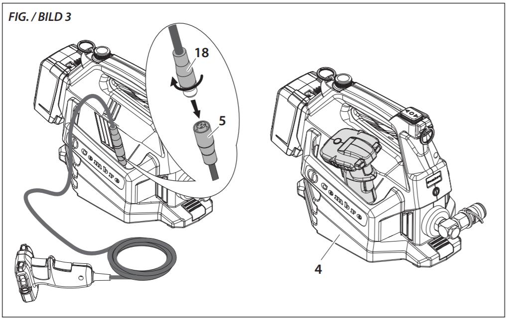 cembre B68 MP18E Operating Manual 3