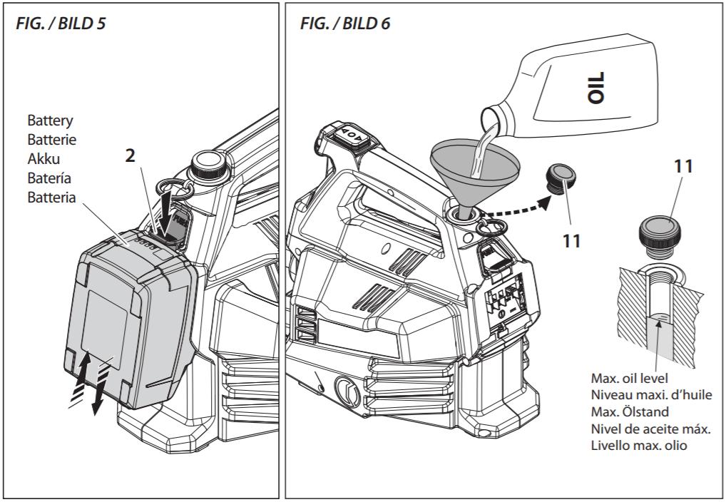 cembre B68 MP18E Operating Manual 5-And-6