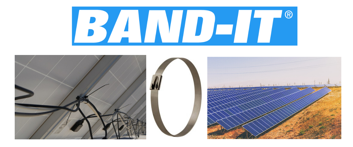 Solar Farms Replace Nylon Cable Ties With Metal Cable Ties