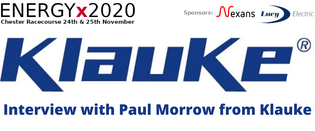 Interview with Paul Morrow from Klauke
