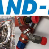 Securing Fire Resistant Sleeves On Critical Hoses & Wires In Jet Engines With BAND-IT JS Clamp