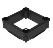 Access Chambers | Cubis Fortress SYFF44-04450445-BK010C000 | 445mm x 445mm