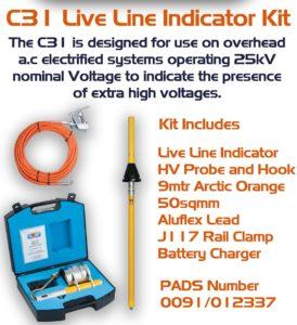 C31 Live Line Indicator Kit