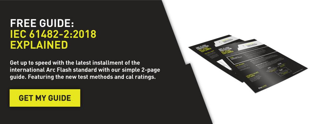 IEC 61482-2 2018 Free Guide