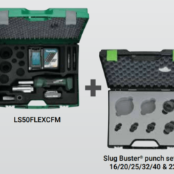 SPECIAL OFFER | Greenlee LS50 FLEX Hydraulic Punching Tools
