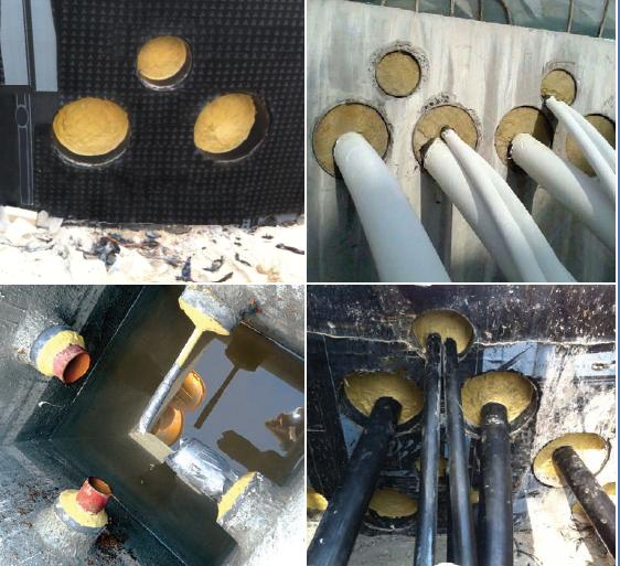 Densoseal 16A Seals Against Water & Gas Ingress