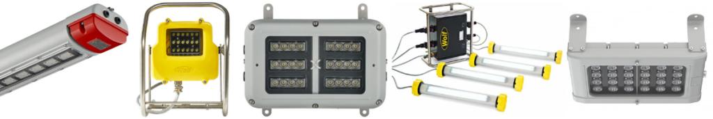 Hazardous Area Lighting Designs & Services for Explosive Atmosphere Industries