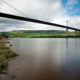 Sealing & Waterproofing   Denso Aids Installation Of Erskine Bridge Crash Barrier