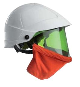 Head Protection Arc Flash Helmet