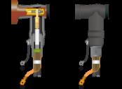 NKT CB 36-630 | Elbow Connector