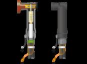 NKT CB 36-630(1250) | Elbow Connector