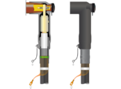 NKT CB 42-2500/3 | Elbow Connector