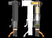 NKT CC 42-2500/3 | Elbow Connector