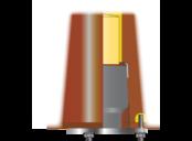 NKT FPI 3 | Sealing & Voltage-proof Plug