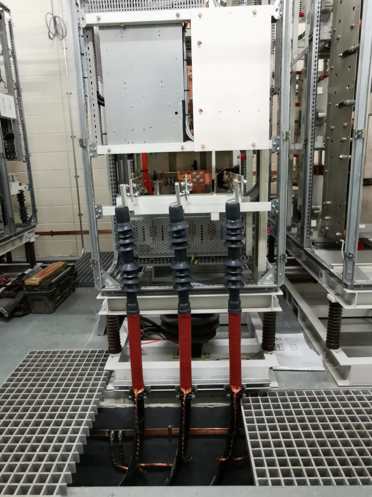 Cable Terminations 33kV