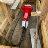 33kV CTM-11 Groove Transition Joint Installation