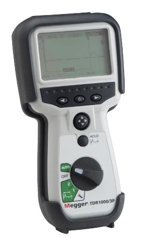 TDR1000/3P Handheld TDR