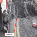 Cable Strikes   10kV Medium Voltage (MV) Cable Struck By An Excavator