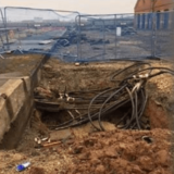 Cable Strikes   11kV Depot Cable Strike