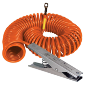 Earth Clamps | Static Earthing Clamps for Explosive Atmospheres & Hazardous Areas