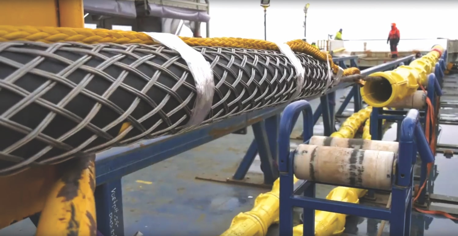Cable Grips | Supporting Inter-array, Export, Umbilical & Subsea Cable Installations