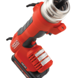 Cut Cables, Crimp Lugs & Punch Boxes | RIDGID RE 60 Electrical Tool