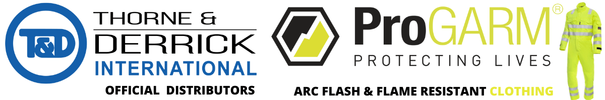 Thorne & Derrick Appointed Official Distribution Partner for UK Leading Arc Flash Clothing Manufacturer