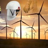 Providing Electrical Safety & PPE to Offshore Wind Farm Workers