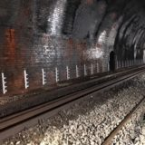 Cable Hangers for Railway Tunnels   Ellis Pegasus Cable Hangers